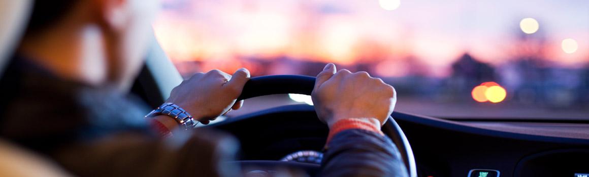 Car Accidents Rise Dusk